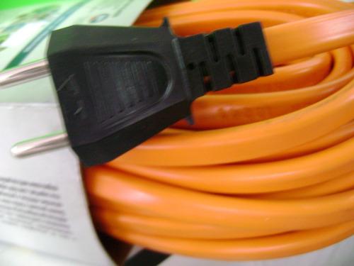 extensão elétrica daneva hardwork 2 x 2,50mm x 20 metros