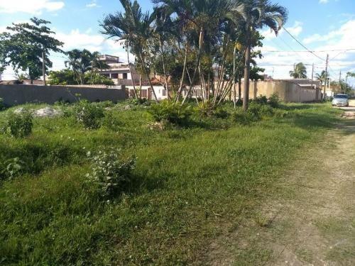extenso terreno no balneário gaivota, em itanhaém - ref 3485
