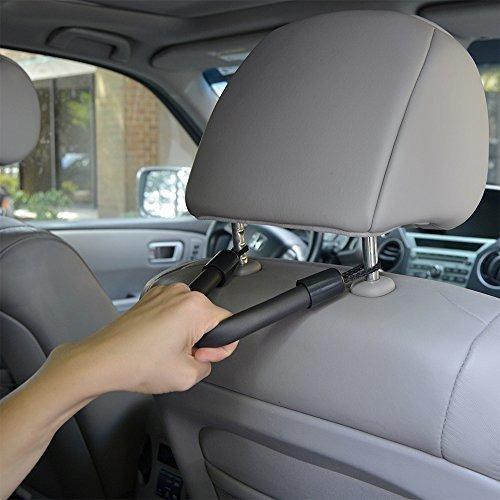 Seat Belt Extender Pros Agarradera para cintur/ón de Seguridad