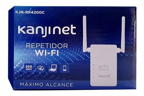 extensor de rango kanji 2 antenas rp4200c - aj hogar