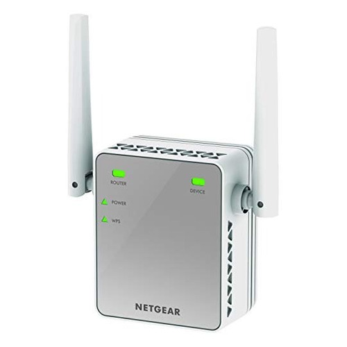 extensor de rango netgear n300de wifi, essentials edition
