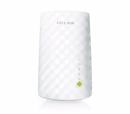 extensor de rango tp-link ac750 mbps dual band wi fi  re200
