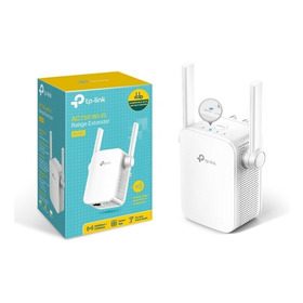Extensor De Rango Wifi / Ap Banda Dual Ac750, Tp-link Re205