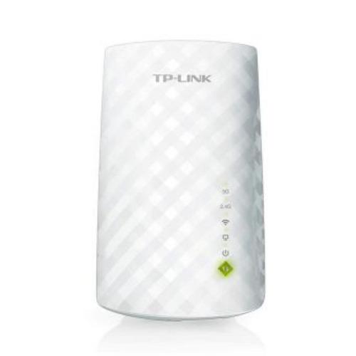 extensor de rango wifi banda dual ac 750mbps tp-link re200 -
