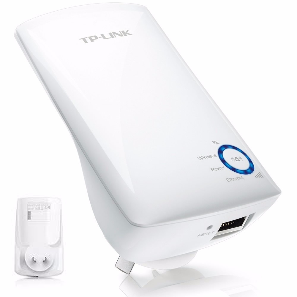 Extensor De Señal Wifi Tplink Tl wa850re 300mbps