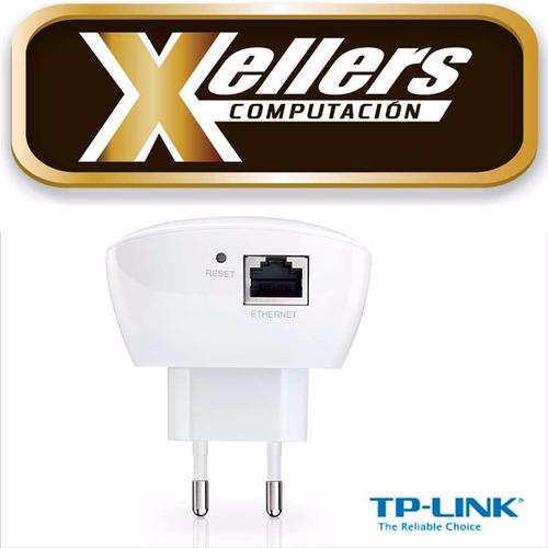 extensor de señal wifi tp link tl wa850re 300mbps - xellers