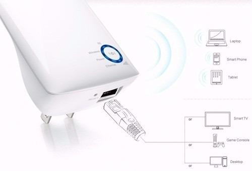 extensor de señal wifi tp-link tl-wa850re. factura a!