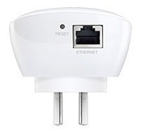 extensor de señal wifi tp-link tl-wa850re repetidor 300mbps