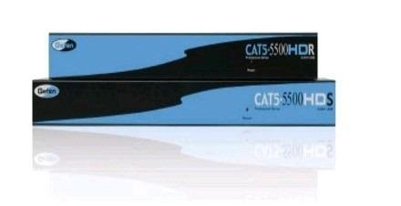 extensor de sinal vídeo gefen ext-cat5-5500hd dvi/hdmi usb