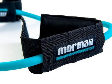 extensor elastico tornozelo leve azul mormaii