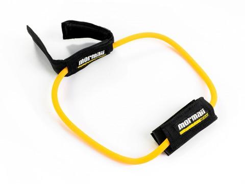extensor elastico tornozelo medio amarelo mormaii
