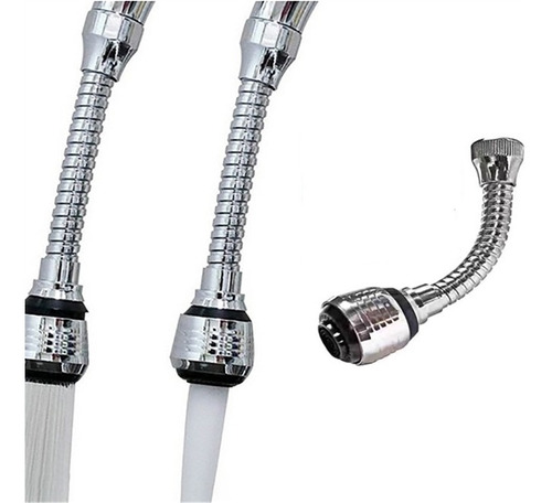 extensor flexivel torneira arejador prolongador turbo flex