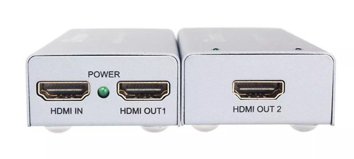 extensor hdmi utp rj45 60mt 1080p alargue control infrarrojo