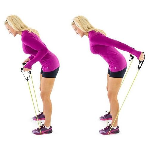 extensor musculação elástico