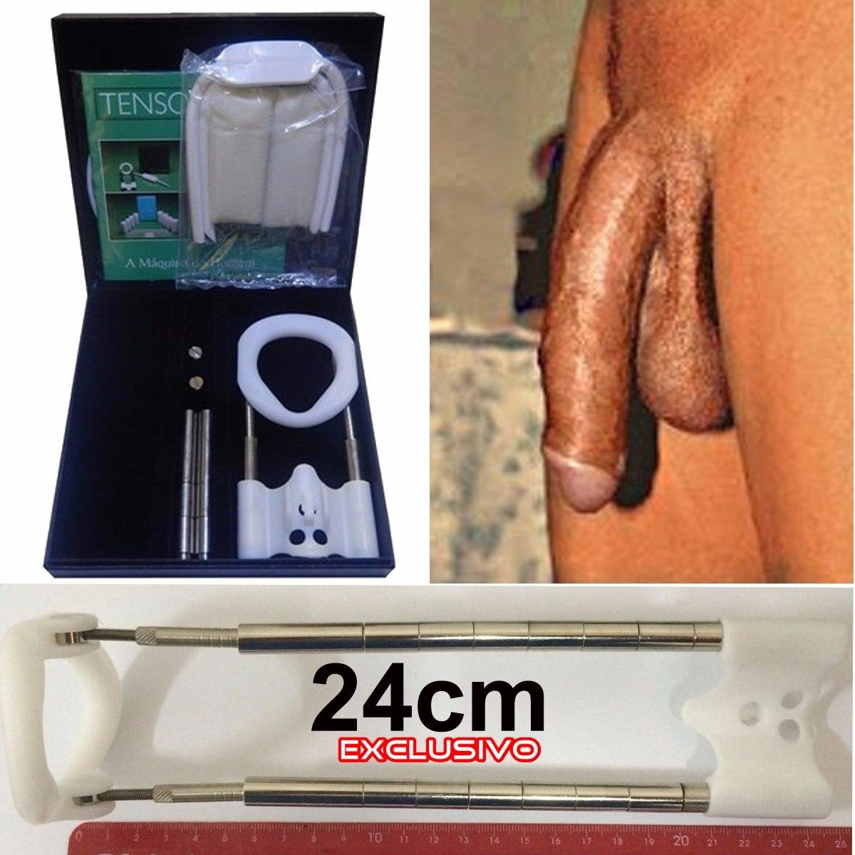 Extensor Peniano Penis Dotado 24cm Tensor Din Especial R 254 90