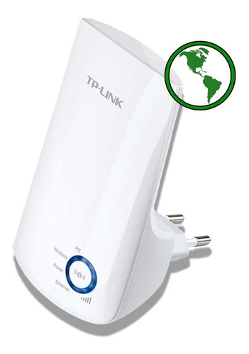 extensor repetidor amplificador wifi 300mbps tp-link wa850re