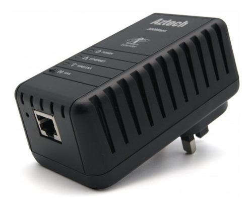 extensor wifi router repetidor amplif señal aztech 300 mbps
