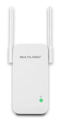 extensor y repetidor wifi 2 antenas 300mps multilaser