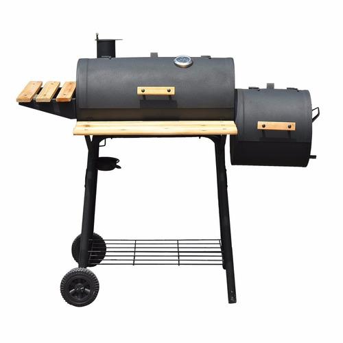 exterior carbón asador