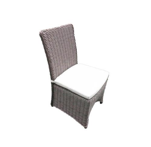 exterior, jardín, silla para
