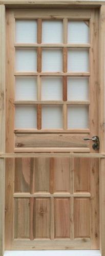 exterior madera puertas