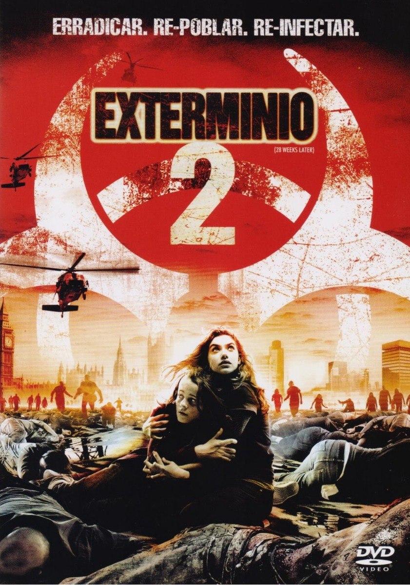 Resultado de imagen para Exterminio 2