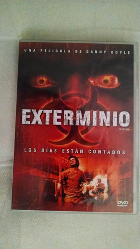 exterminio - 28 días despues dvd