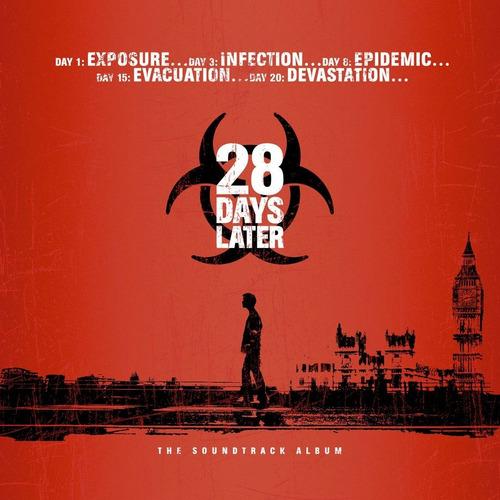exterminio/ dvd+cd soundtrack, / 28 days later,/ danny boyle