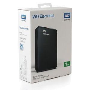 Disco duro portatil externo 1tb western digital wd for Esterno o externo