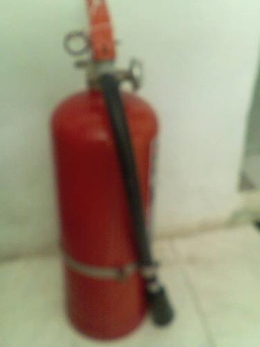 extinguidores de incendio