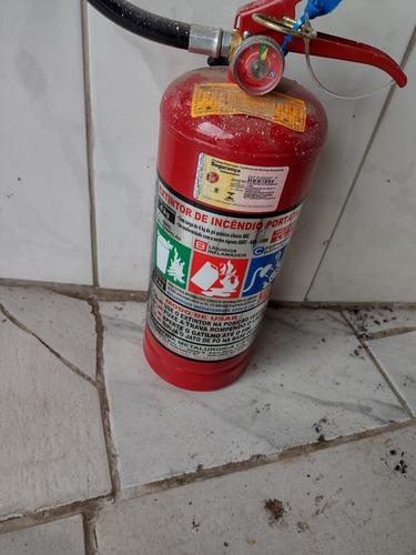 extintor abc 4kg