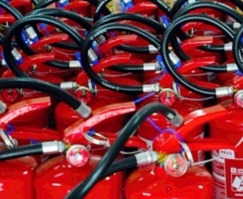 extintor classe k 1 litro - bonpet