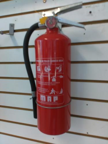 extintor de 10 lbs pqs