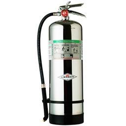 extintor de acetato de potasio de 2.5 glns con certificado