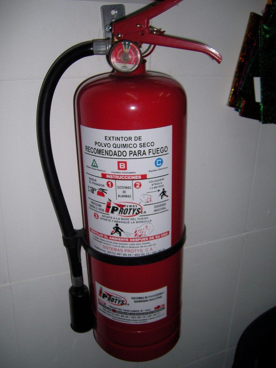 Extintor de fuego con gancho de pared de 15 bs for Gancho adhesivo pared
