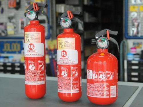 extintor de incendio tipo po abc certificado pelo inmetro