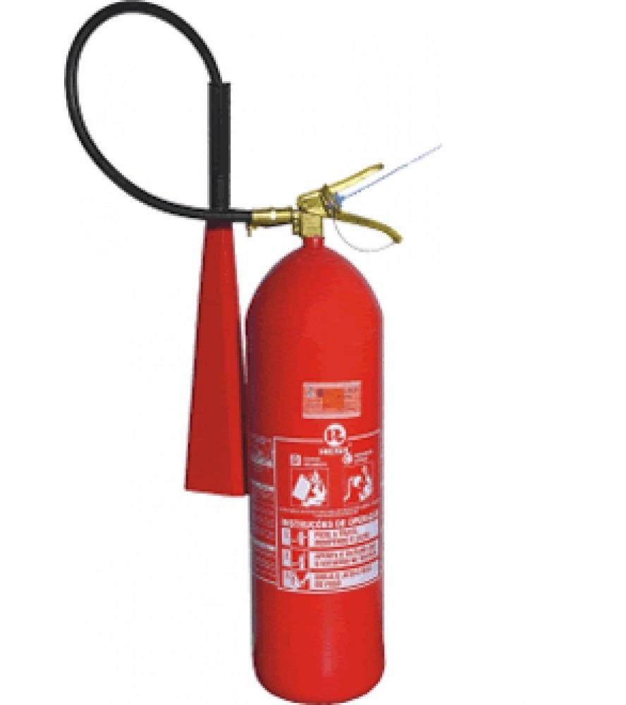 b61a98c7d372e Extintor De Incêndio Portátil Co2 6 Kg - R  440