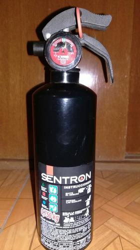 extintor para auto   nuevo