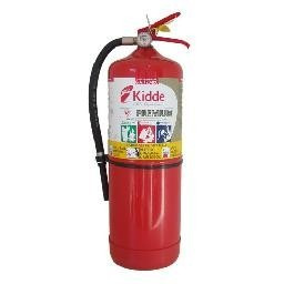 extintor polvo químico seco pqs 10 lbs. kidde