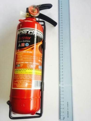 extintor recargable 2.5 lbs