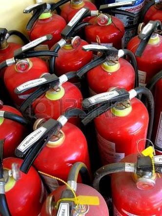 extintores df
