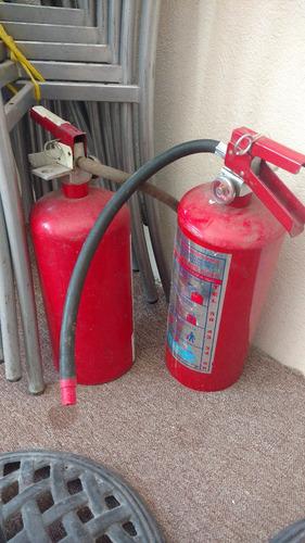 extintores para recarga