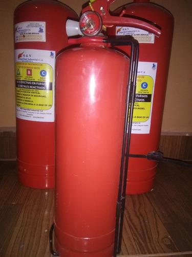 extintores recarga , mantenimiento y venta