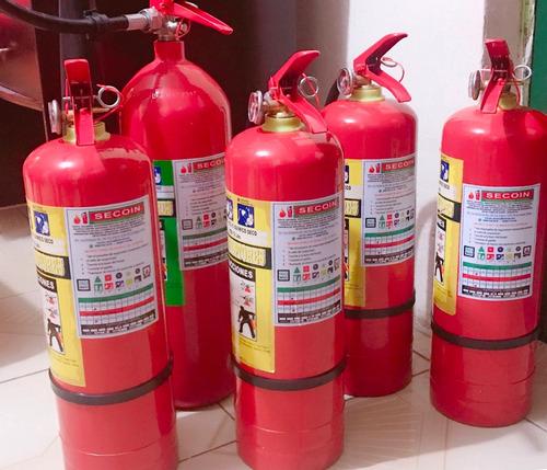 extintores, venta ,recarga a domicilio quito/sangolqui puemb