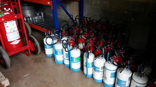 extintores, venta y recarga.
