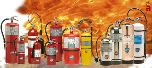 extintores y fumigaciones