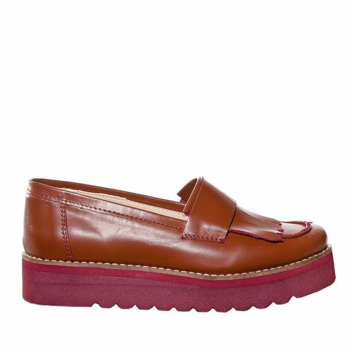 extra large nautico zapatos mujer.