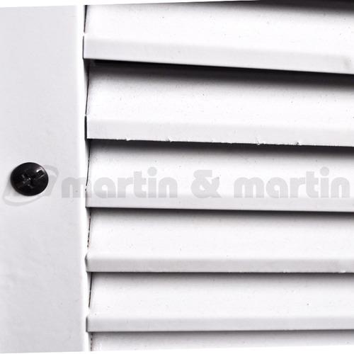 extractor aire axial potenciado 25 cm blanco martin & martin