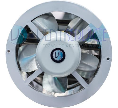 extractor aire cocina hogar comercial ø 10'' i 25 cm ind arg
