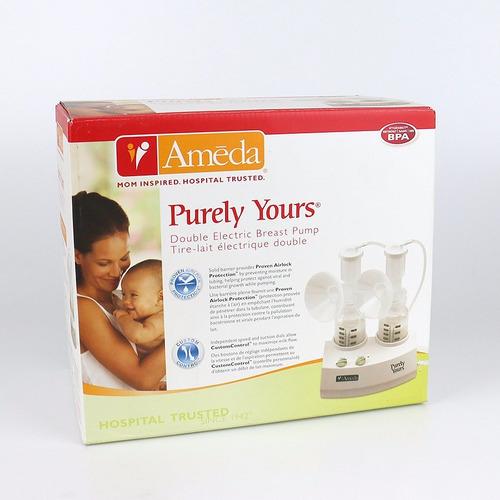 extractor ameda saca leche purely yours nuevo en caja
